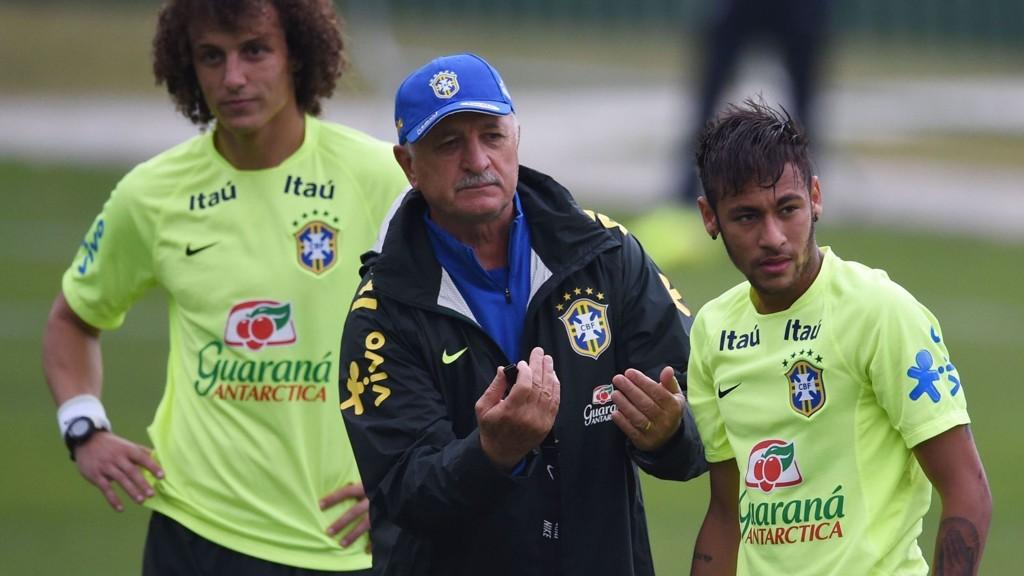 Brasil-trener Luiz Felipe Scolari mistet tirsdag en nevø i en bilulykke.