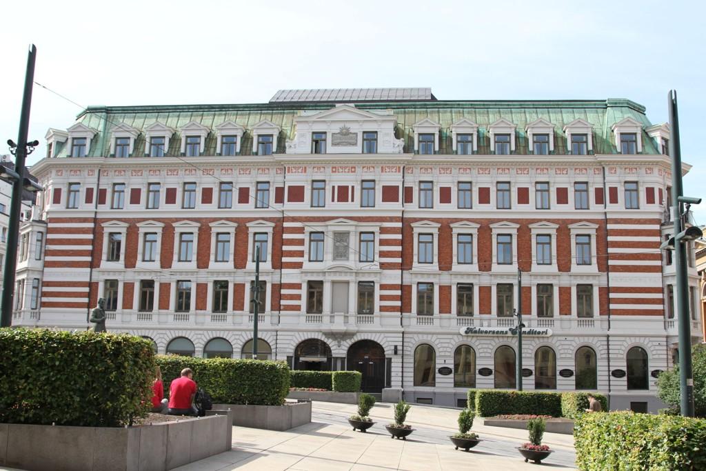 HELRENOVERING: Stortinget skal helrenovere sine lokaler i Prinsens gate 26, vis-à-vis Stortingsbygningen.
