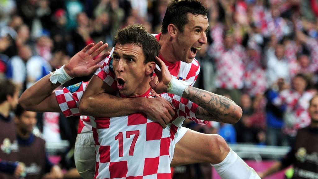 Med stjernespissen Mario Mandzukic tilbake etter karantene er Kroatia klart styrket i angrep.