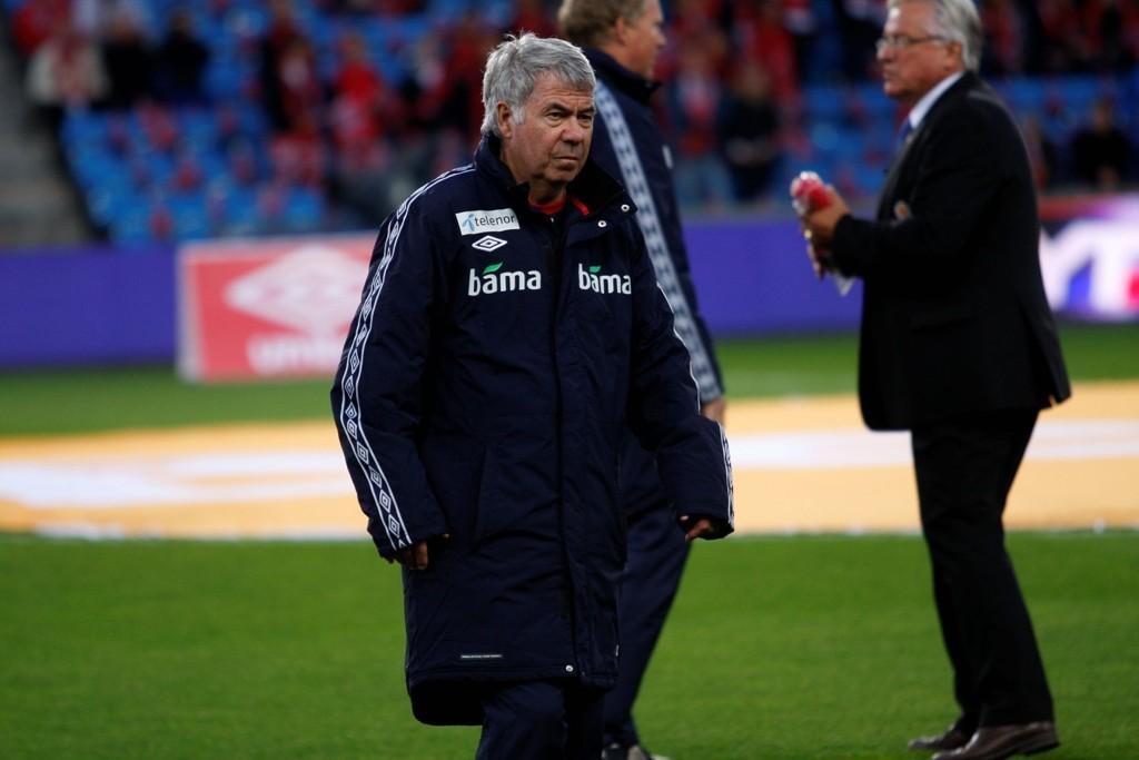 Egil «Drillo» Olsen går inn i trenerteamet til Lyn.