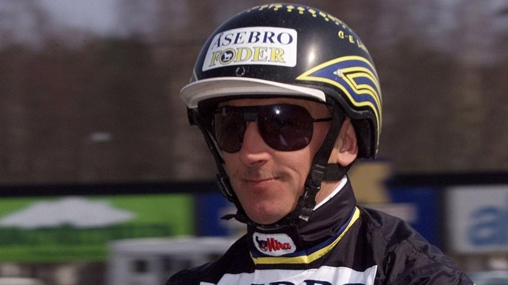 Carl-Erik Lindblom har flotte vinnersjanser på Axevalla torsdag.