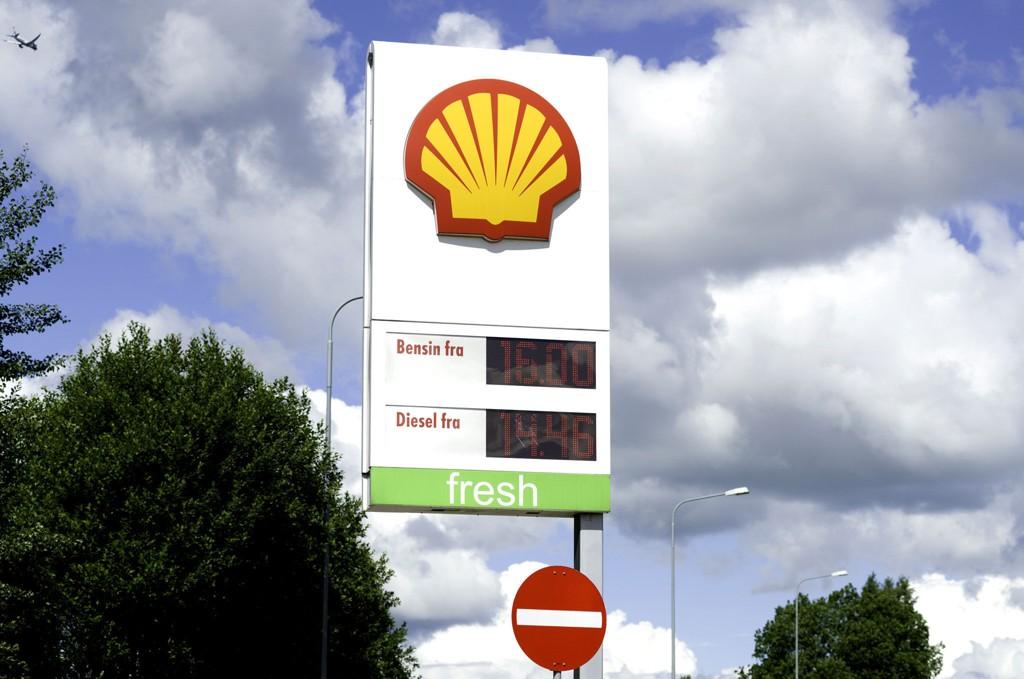 bensin pris norge