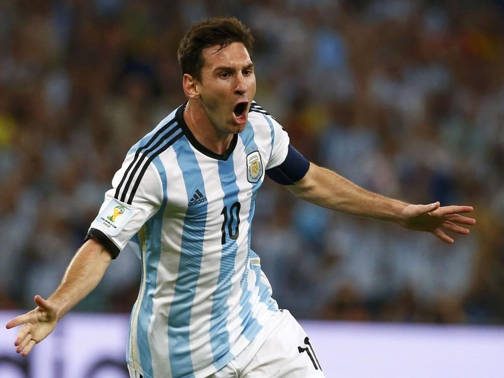 MER ANGREPSKRUTT: Argentinas Lionel Messi ønsker at Argentina skal satse mer offensivt i lørdagens VM-kamp mot Iran.