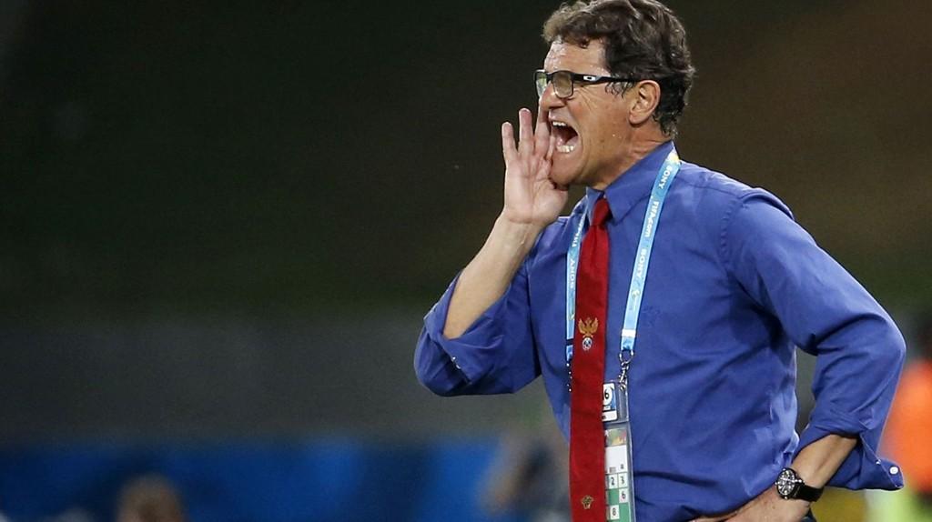 Fabio Capello kan forsvar og vet hva som skal til for å stoppe Belgia.