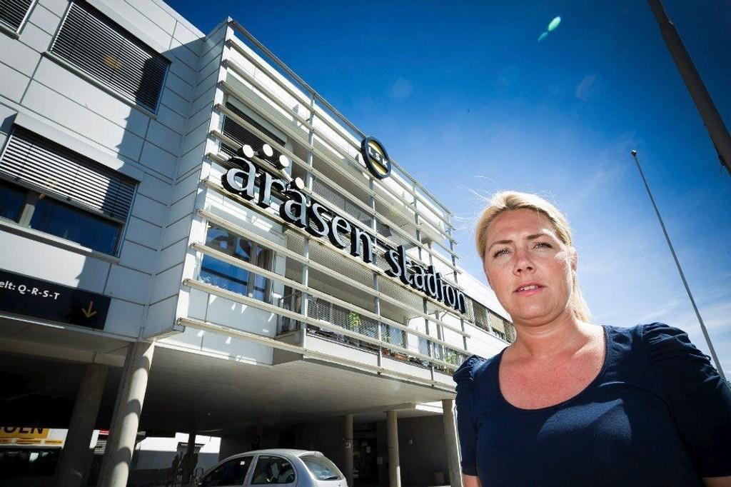 Høyt fjell: LSK har fått inn over 140.000 kroner på et døgn. Daglig leder Anita Westby kan ikke garantere at alle LSK-ansatte vil få full juli-lønn.