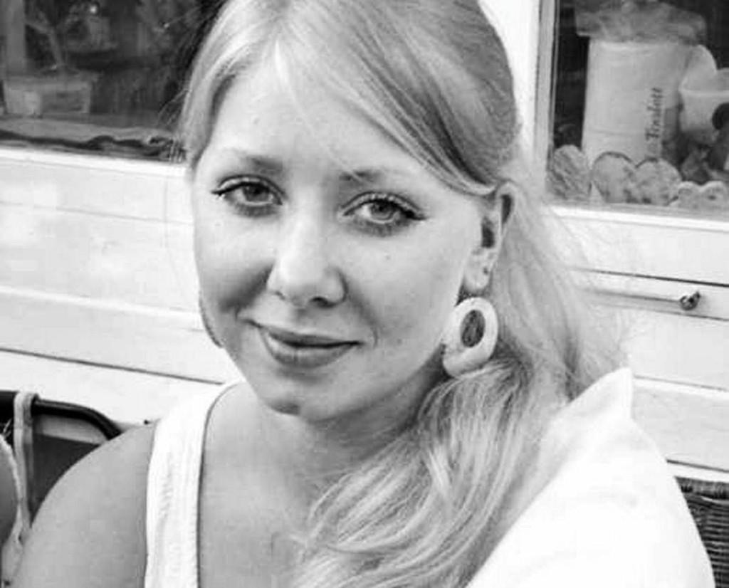DREPT: 21 år gamle Pernille Marie Thronsen ble funnet drept på et ungdomsherberge i Budapest i 2010.