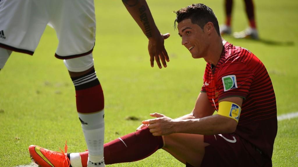 Cristiano Ronaldo imponerte ingen mot Tyskland. I kveld setter hele Portugal sin lit til sin ubestridte ener.