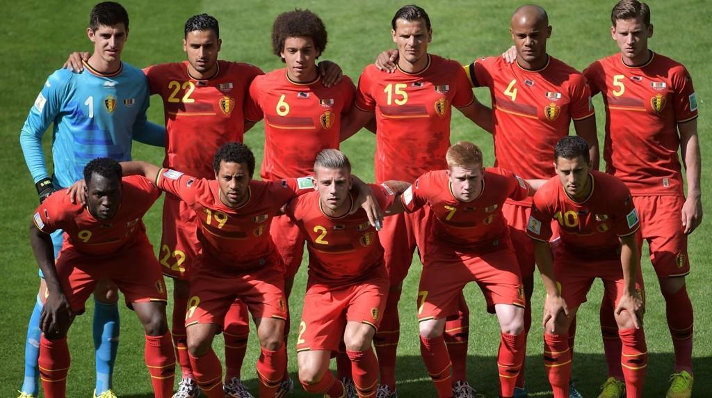 Belgia slet tungt mot Algerie, men snudde kampen de siste tjue minuttene. I kveld venter en mye tøffere motstander. AFP PHOTO / GABRIEL BOUYS