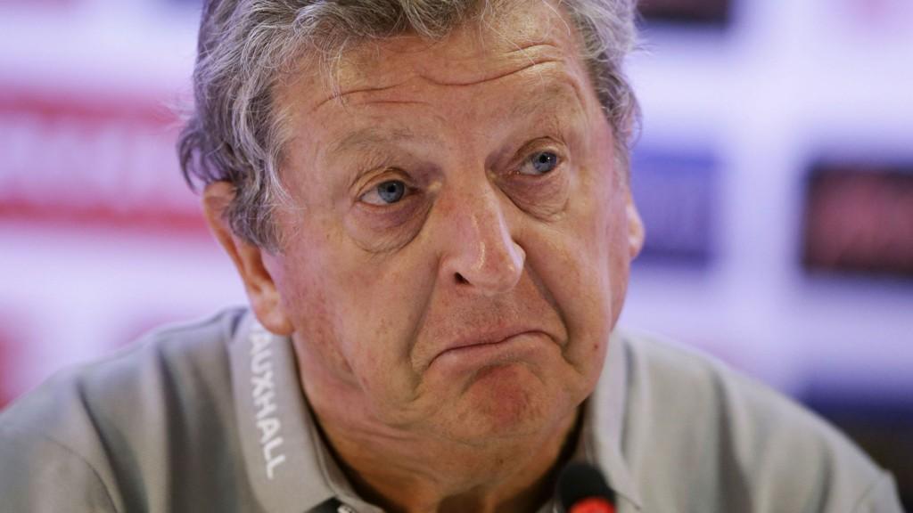 England sviktet i VM, men landslagssjef Roy Hodgson angrer ikke på lagets taktikk.