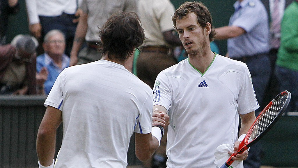 Andy Murray (til høyre) som vinner av Wimbledon til 4,85 i odds kan være et bra spill, mener vår tennisekspert Rolf Lerum.