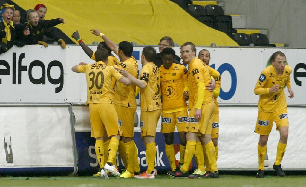 ANMELDT: Et tidligere medlem i Den gule horde, Bodø/Glimts supporterklubb, blir politianmeldt i dag.