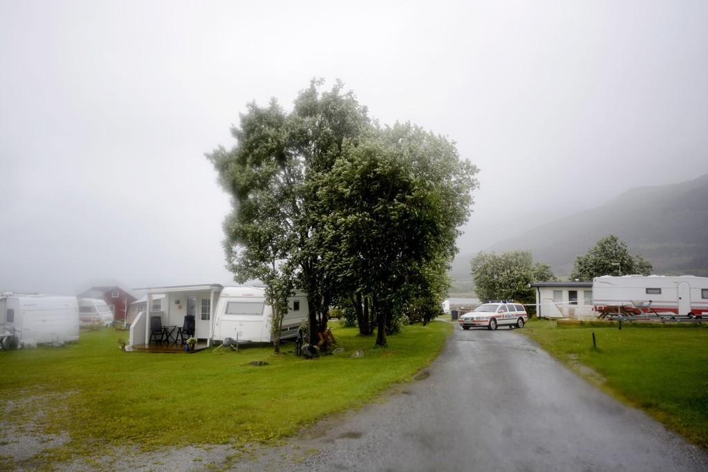 Den 59-årige kvinnen ble funnet død på Havblikk camping Nesna i juli i fjor. Det var ektemannen som meldte fra om at kona hadde fått hjertestans.