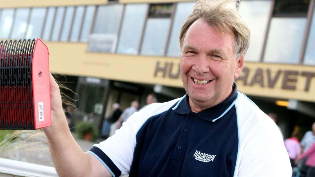 Börje Andersson er Nettavisens nye tipsekspert for travløp nord i Sverige.