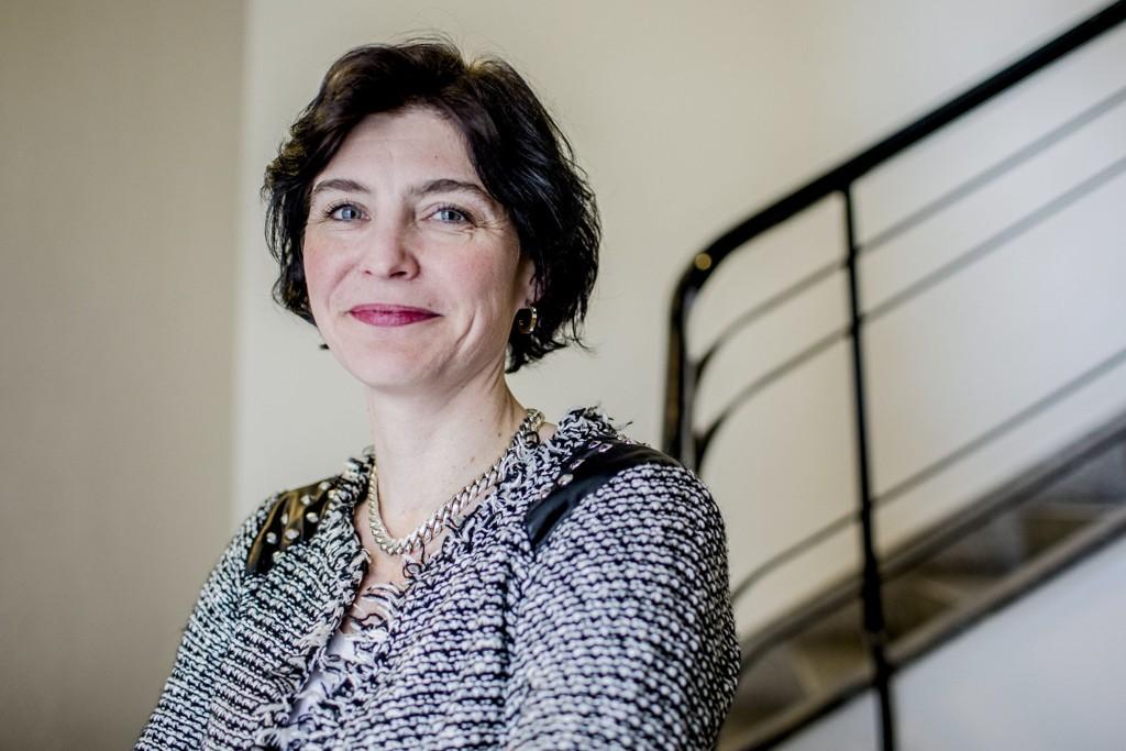 INTERESSE: Generalsekretær i Norsk Presseforbund, Kjersti Løken Stavrum, mener Hadia Tajiks bryllup åpenbart er av offentlig interesse.