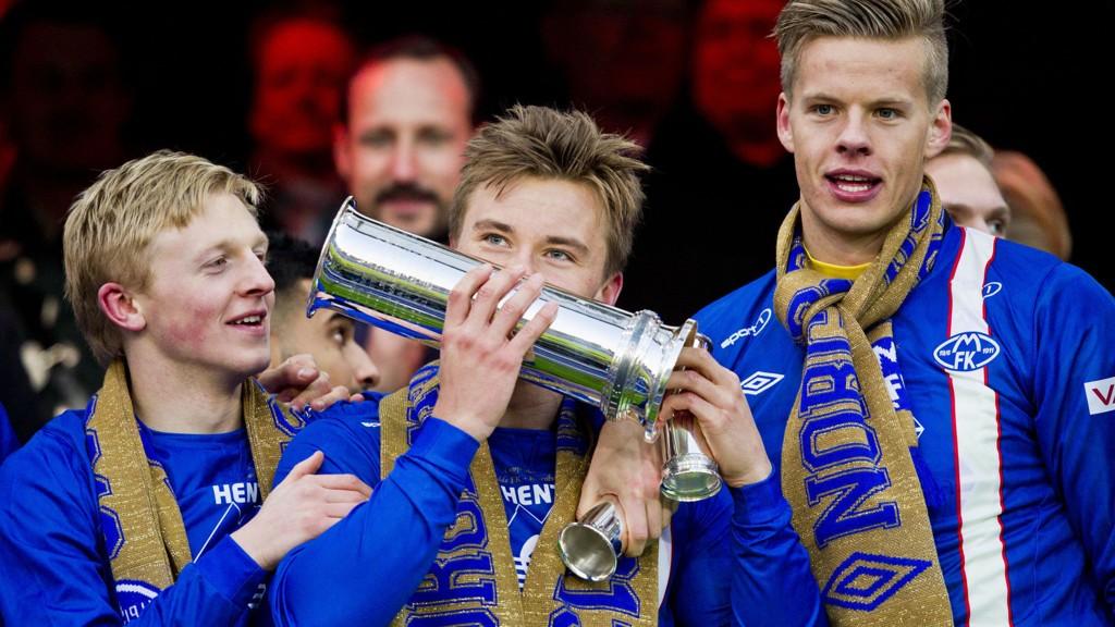 Regjerende cupmester Molde møter Mjøndalen i fjerde runde i kveld.