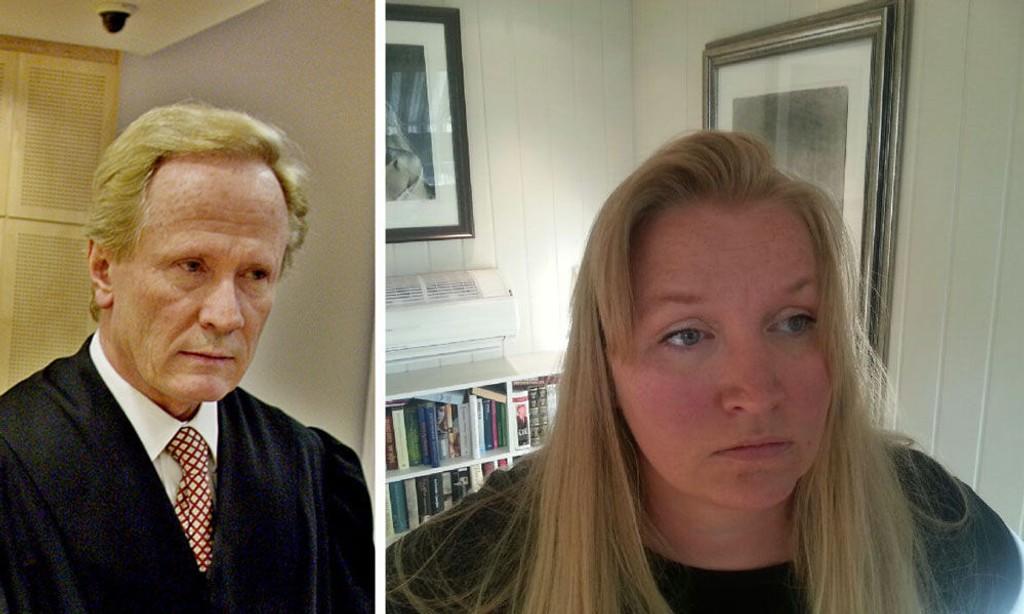 KREVER PENGER: Advokat Per Danielsen har fått beskjed av sin klient om å gå til sak mot mammablogger Marianne M. Robertsen.