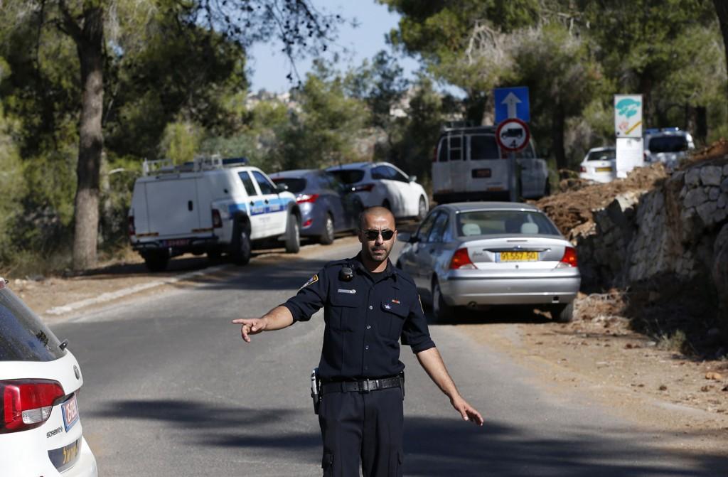 DRAP: Israelsk politi etterforsker nå drapet, og ifølge militærradioen er det trolig snakk om et hevnangrep etter at tre israelske tenåringsgutter ble funnet drept.