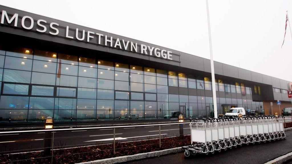 UTVIDET: Taxfreesalget på Moss lufthavn Rygge ble utvidet i fjor, og ved avgang må du gå gjennom butikken.