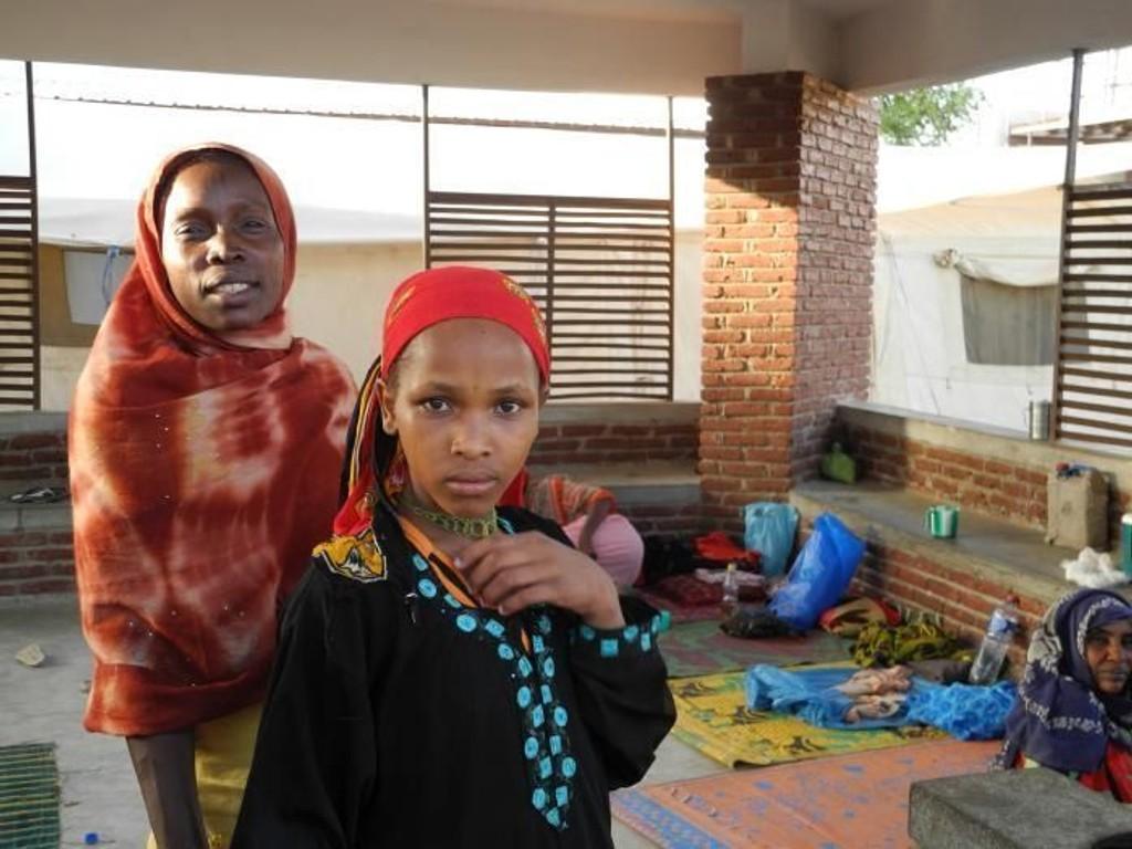 I Tsjad må mer enn fire av fem kvinner føde uten kvalifisert fødselshjelp. Landet har verdens nest høyeste mødredødelighet.