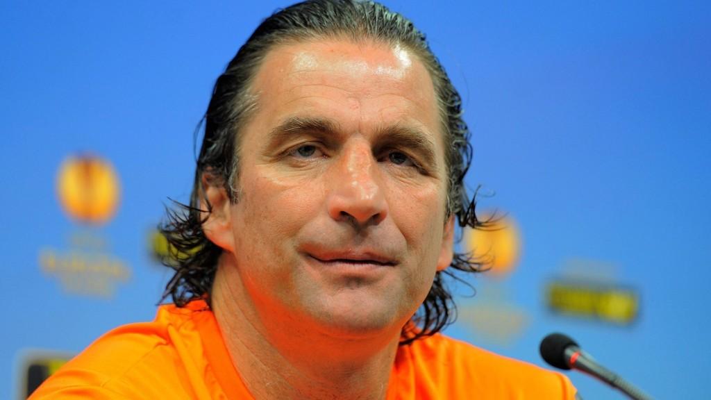 SPARKET: Juan Antonio Pizzi fikk bare et halvt år som Valencia-trener.