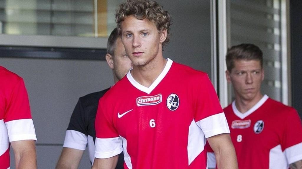 LÅNES UT: Det går mot utlån til Eintracht Braunschweig for Vegar Eggen Hedenstad.