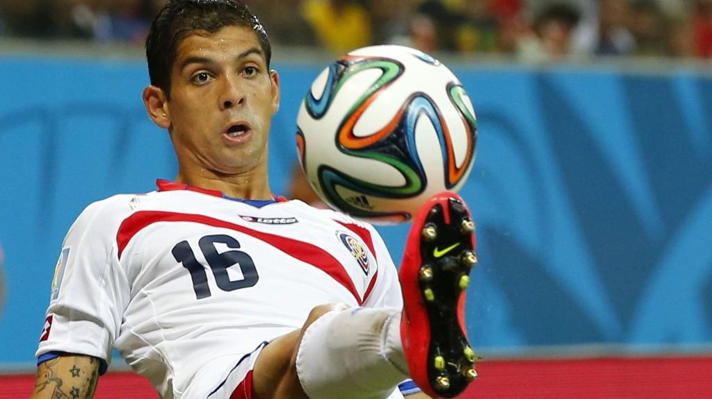 HJEM TIL BRAKKA: Cristian Gamboa får neppe muligheten til å reise til Costa Rica for å motta hyllest etter VM.