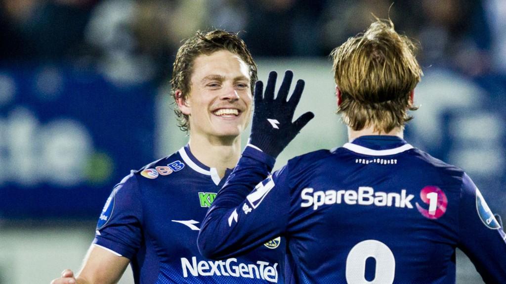 SKADEPLAGET: Jørgen Horn og flere andre Strømsgodset-forsvarere sliter med skader.