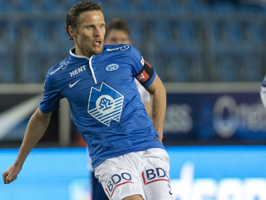 Molde og evighetsmaskinen Daniel Berg Hestad skal i aksjon i Europa League-kvalik torsdag kveld.