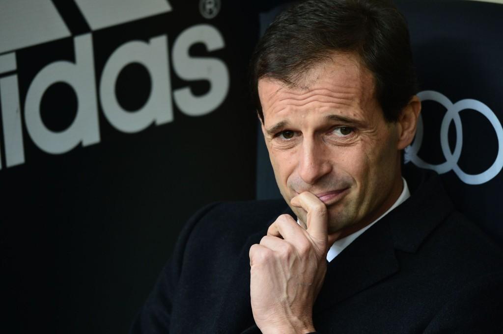 NY MANN FOR DE GAMLE DAME: Massimiliano Allegri ble onsdag klar for Juventus' nye manager.