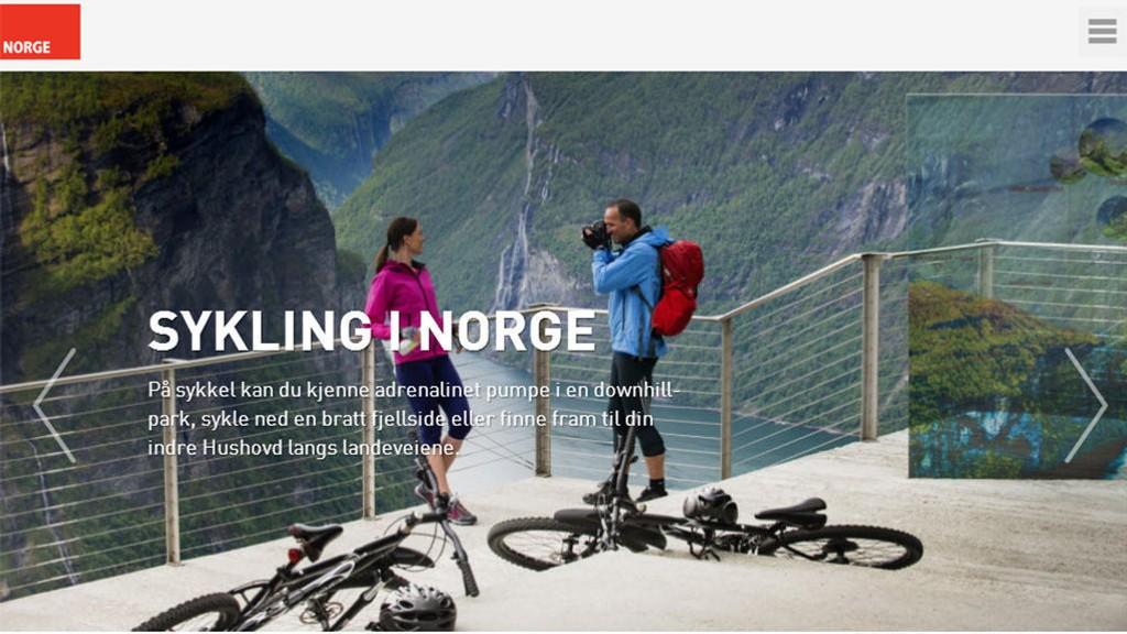 Reiselivsportalen VisitNorway.com står i sentrum for ESAs undersøkelser av Innovasjon Norge.