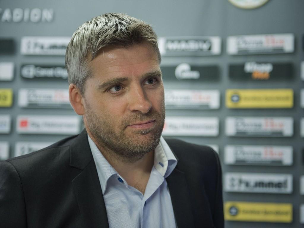 KLAR FOR KAMP: Molde og Tor Ole Skullerud tar imot slovenske Gorica i europaligaen.