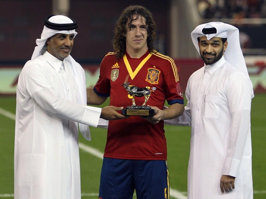 I QATAR: VM 2022 spilles i Qatar, forsikrer arrangøren.