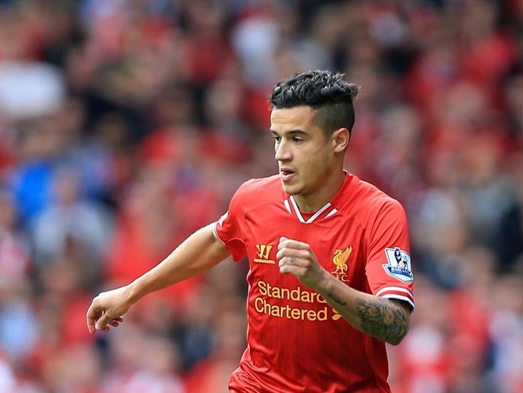 TAPTE: Liverpool og Philippe Coutinho tapte 2-1 for Brøndby.