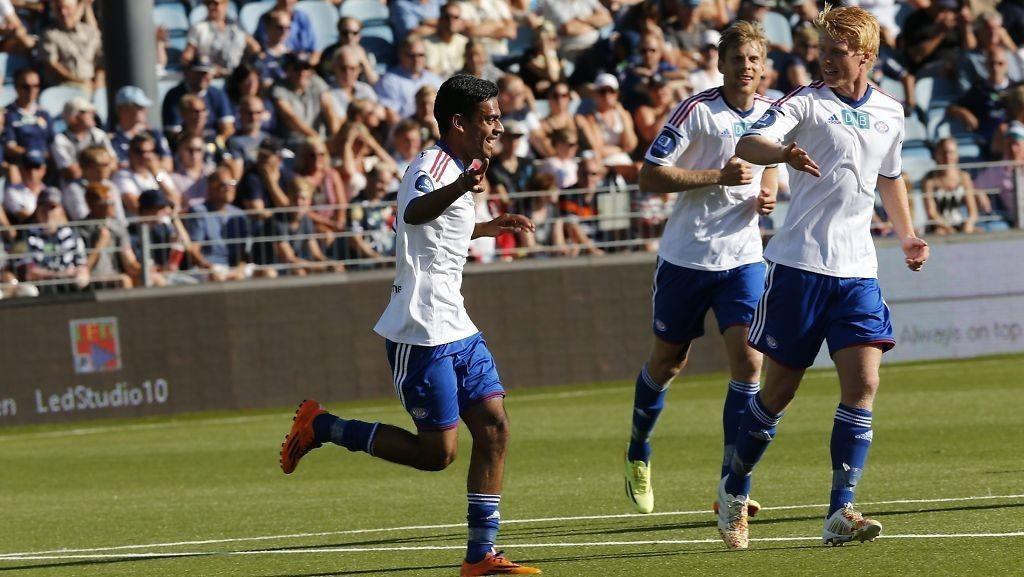Ghayas Zahid fikk endelig nettkjenning i Tippeligaen, da Vålerenga vant 2-0 mot Strømsgodset lørdag.