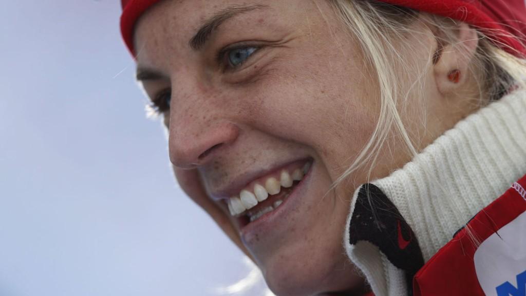 ENDRET PERSPEKTIV: Nå er det viktigere for Astrid Uhrenholdt Jacobsen å føle framgang enn å vinne.