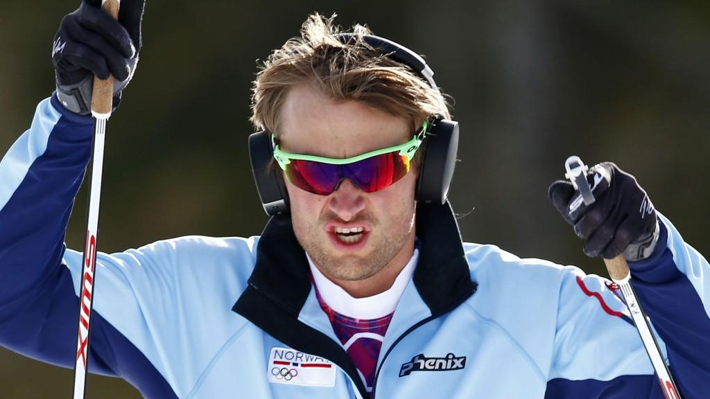 I SAMME GJENG: Petter Northug.