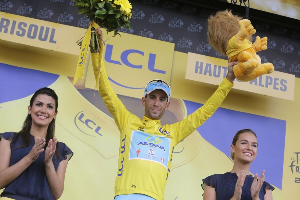 REPRESENTERER NOE NYTT: Mads Kaggestad har en god følelse rundt Vincenzo Nibali, selv om italieneren er særdeles overlegen i årets Tour de France.