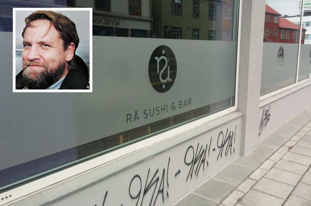 Solgte sushi for nesten 22 millioner kroner, men endte opp med dundrende underskudd i fjor.