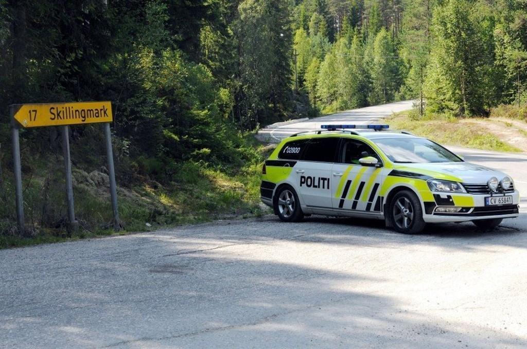 DØGNET RUNDT: Sukkerveien overvåkes av bevæpnet politi døgnet rundt. Det hadde ikke de polske ølsmuglerne fått med seg.