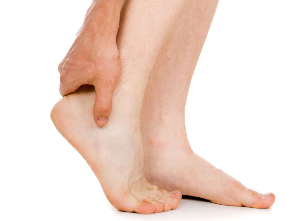 blodsirkulasjon i beina