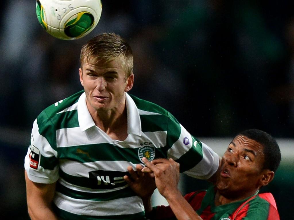VENDER HJEM: Eric Dier er klar for neste steg i fotballkarrieren.