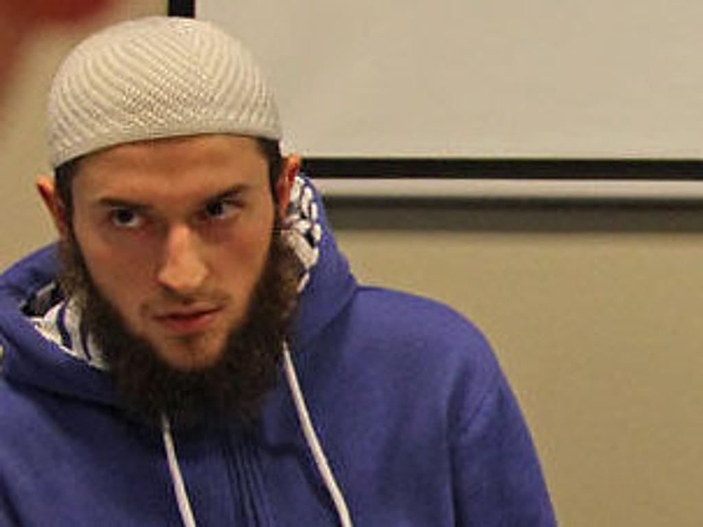 ÉN AV 45: Egzon Avdyli hadde blitt kjent som en ledende figur i Profetens Ummah før han ble drept i Syria.