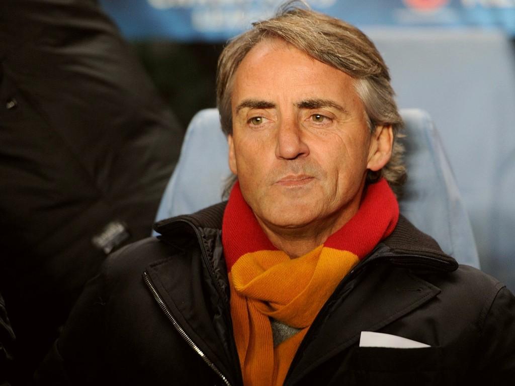 FRIR TIL FORBUNDET: Roberto Mancini ser gjerne at han får møte Norge som Italias landslagssjef i den kommende EM-kvaliken.