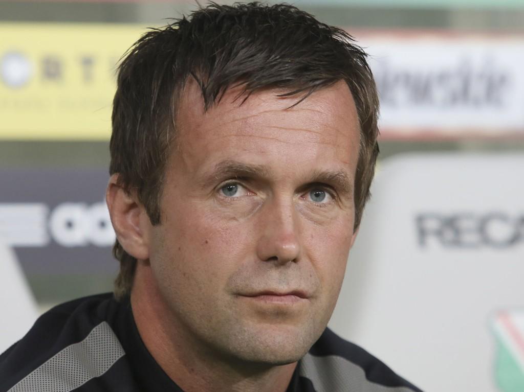 STORTAP: Celtic og Ronny Deila tapte 6-1 for Tottenham lørdag kveld.