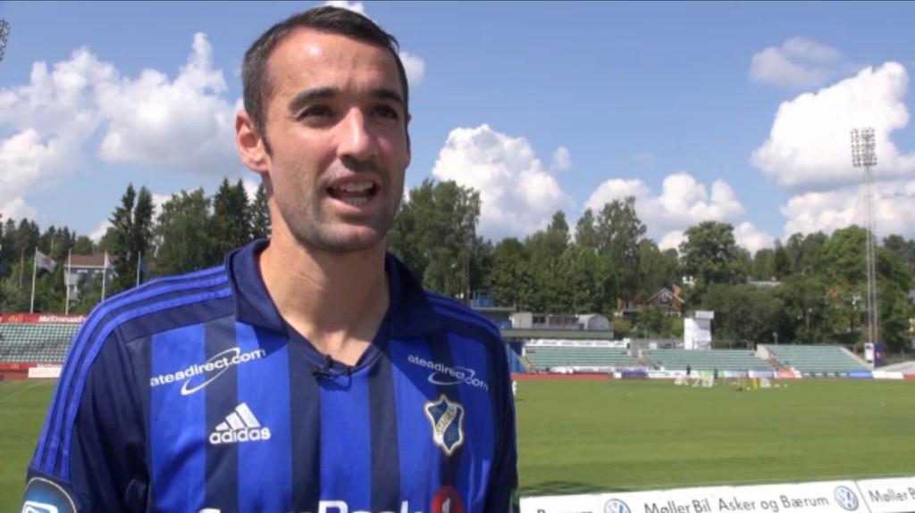IMPONERT: Andrew Jacobson er imponert over nivået i norsk fotball.