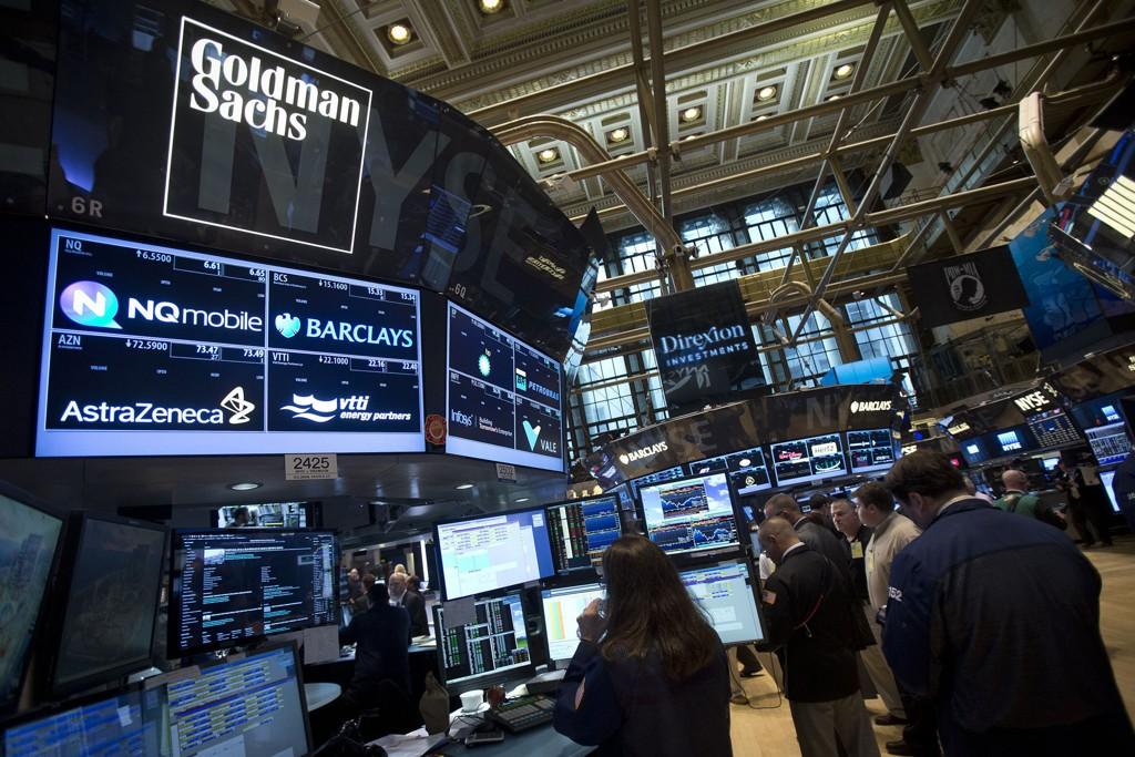 Den amerikanske investeringsbanken Goldman Sachs er én av elleve finansgiganter som har urealistiske beredskapsplaner i tilfelle konkurs, advarer amerikanske myndigheter.