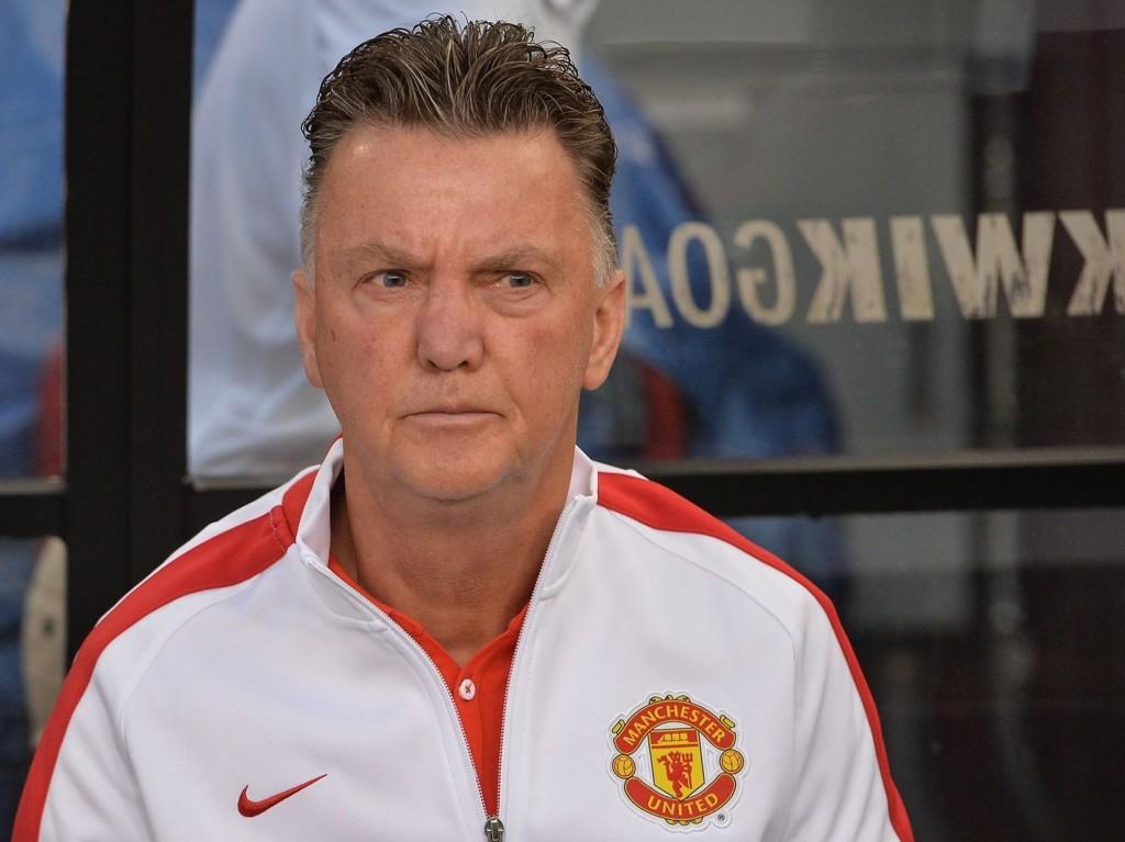 HAR TILLIT: Manchester United-manager Louis van Gaal har stor tillit blant spillerne.