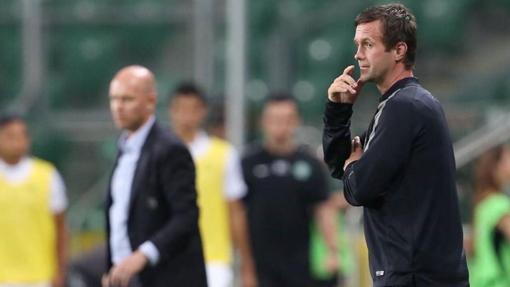 VISES IKKE: Kampen mellom Celtic og Legia vises ikke på TV.