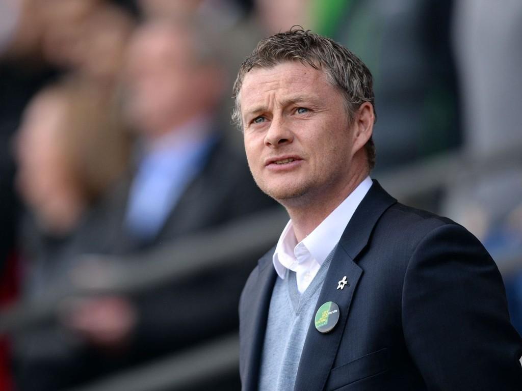 TØFF JOBB: Cardiff City-manager Ole Gunnar Solskjær får en tøff jobb med å få klubben tilbake til Premier League.