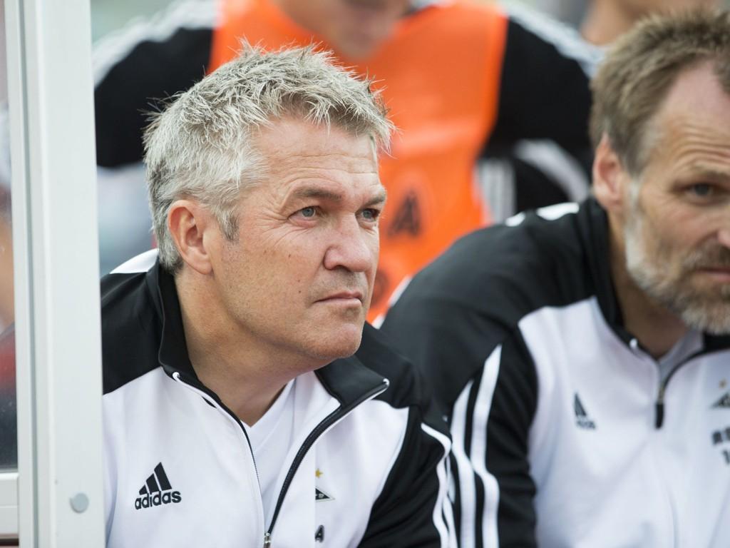 PRIORITERER IKKE. Rosenborg-trener Kåre Ingebrigtsen forteller at de vil satse alt både i Tippeligaen og i Europaligaen.